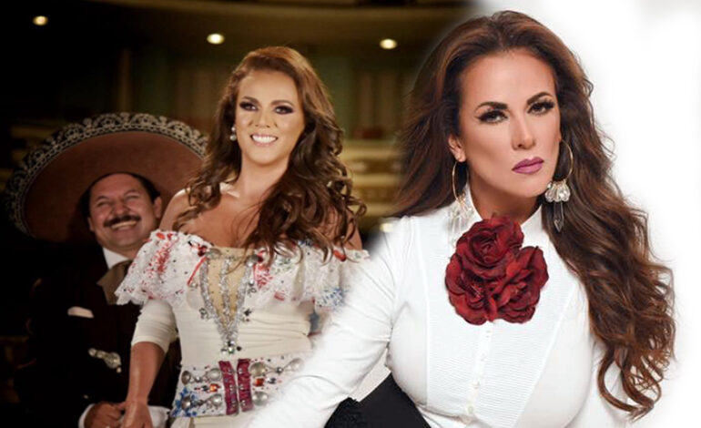 Edith Márquez, es la reina del regional