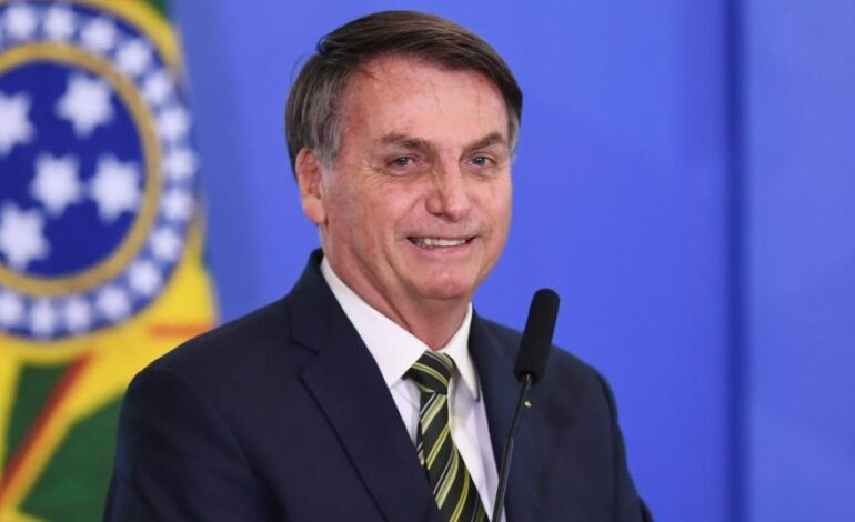 LA MITAD DE LOS BRASILEÑOS REPRUEBA GESTIÓN DEL PRESIDENTE BOLSONARO