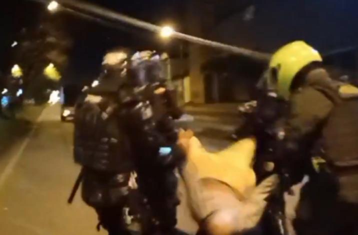 JOVEN COLOMBIANA SE SUICIDA TRAS SUFRIR ABUSO POLICIAL EN PROTESTA