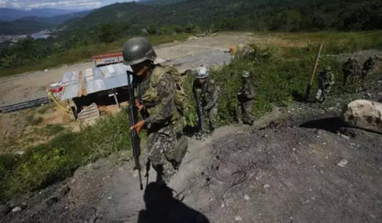 UN TOTAL DE 18 PERSONAS MURIERON TRAS ATENTADO DE GRUPO TERRORISTA EN PERÚ