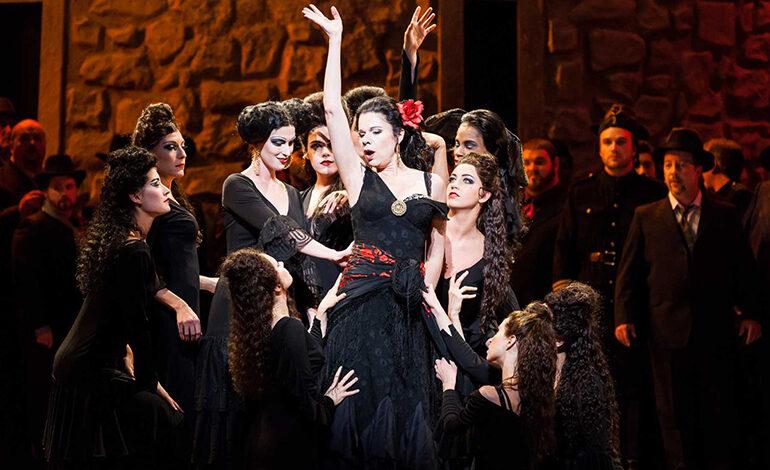 Houston Grand Opera de regreso al escenario