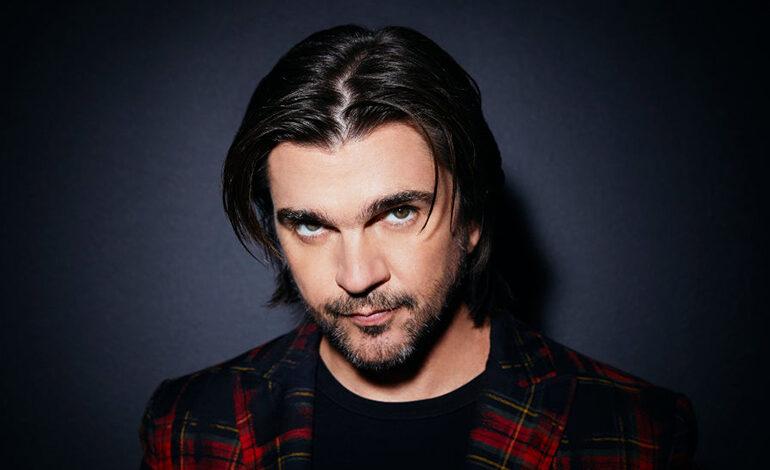 Juanes te invita a bailar en la obscuridad