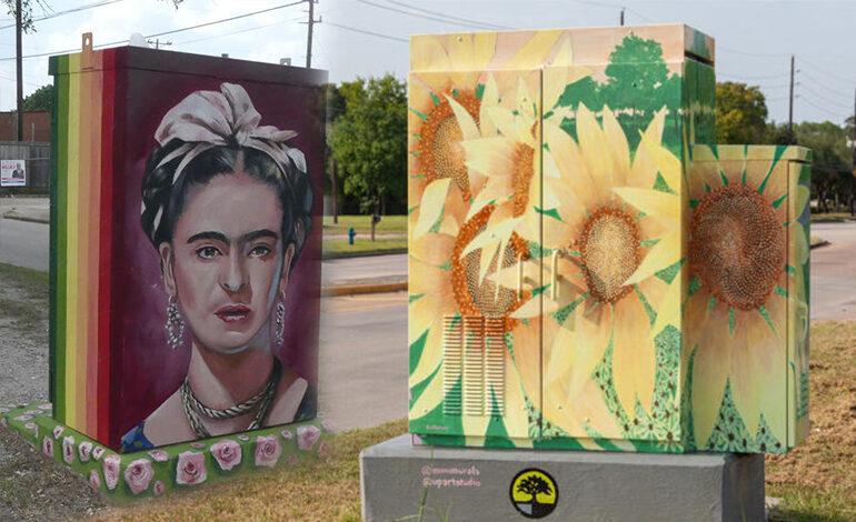 Arte en la esquina