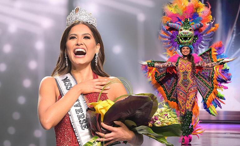 Miss Universo es mexicana