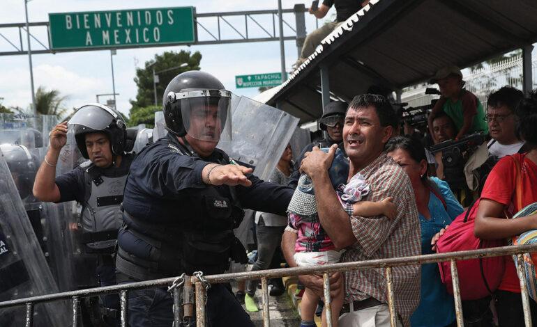 GUATEMALA NIEGA ACUERDO CON EE.UU. PARA REFORZAR FRONTERA PARA EVITAR MIGRACIÓN