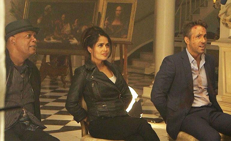 """Cine: Llega la acción de """"The Hitman's Wife's Bodyguard"""""""