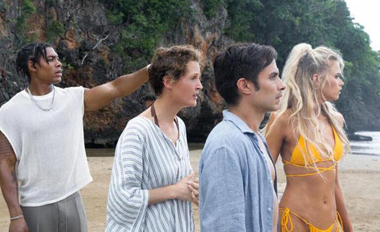"Cine: Gael García Bernal protagoniza ""Old"""