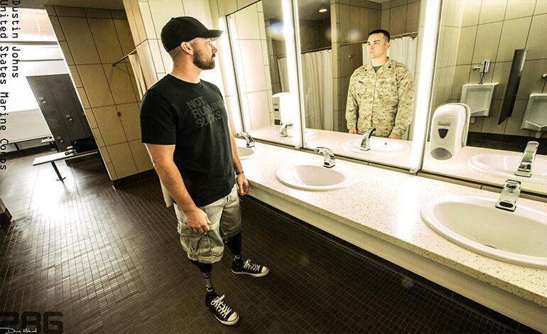 En fotografías: Después del servicio militar