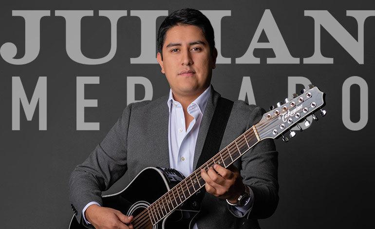 Julián Mercado le entra al romanticismo