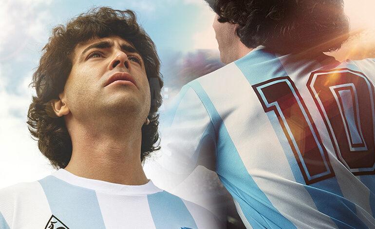 """Se viene el estreno de """"Maradona: Sueño Bendito"""""""