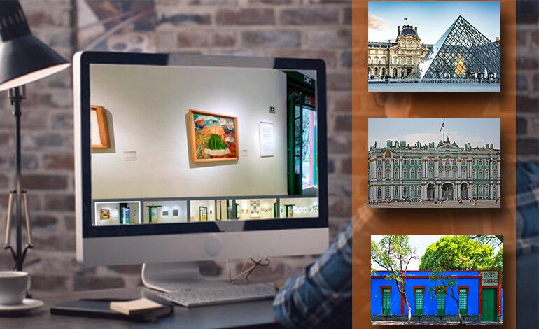 Museos del mundo: Un recorrido virtual