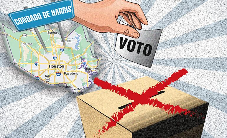 Voto: No se deje robar