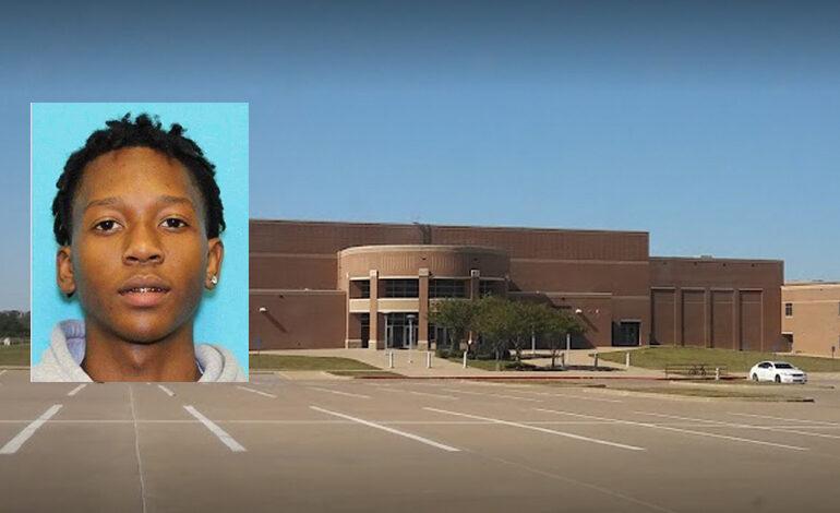 Detenido el sospechoso de balacera en escuela de Arlington